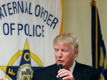 Chicago's Fraternal Order of Police Endorses Donald Trump for Reelection