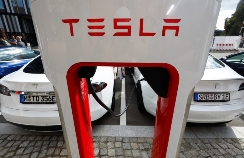 Tesla Supercharger flaw lets rival EVs top up for free in Europe