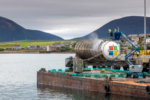 Microsoft's Project Natick underwater datacenter experiment confirms viability of seafloor data storage