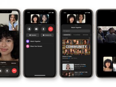 Facebook introduces a co-viewing experience in Messenger, 'Watch Together'