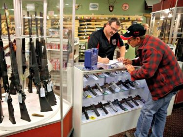 Demand for Guns Overwhelming FBI Background Check System