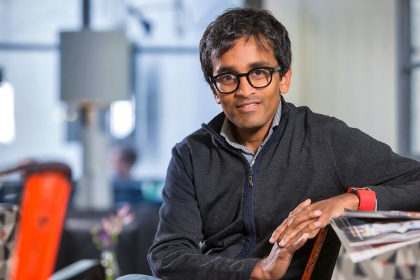 Balderton's Chandratillake doffs his cap to Clubhouse, says enterprise audio is next