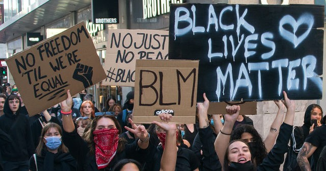 BLM-Linked Organization 'Fiscally Sponsored' by Pro-China Group
