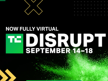Here's what's happening at Disrupt 2020 today
