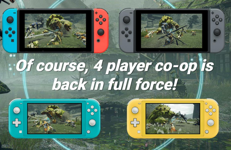 'Monster Hunter Rise' debuts on Switch in March 2021