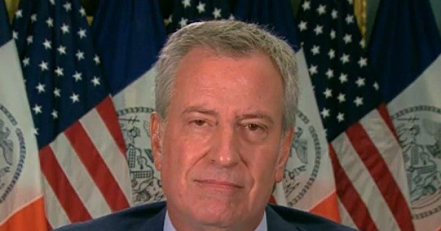 De Blasio: 'We Set Literally a Global Gold Standard' for Reopening Schools