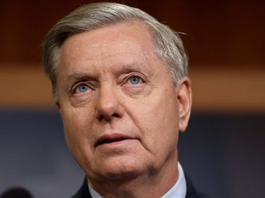 Lindsey Graham Says He Backs Trump in 'Any Effort to Move Forward' on RBG Vacancy