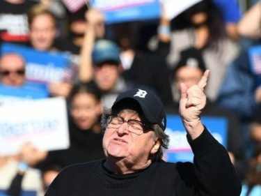 Michael Moore Urges Pelosi to Shut Down Government to Block GOP from Filling Ginsburg's Seat