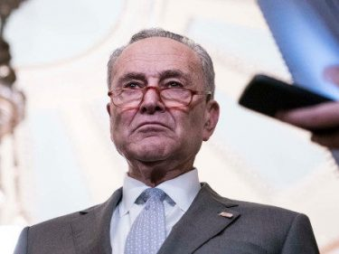 Chuck Schumer Gets Heckled: 'You Ain't Doing Sh*t, Stop Lying!'
