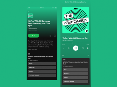 Spotify adds an interactive feature for podcasts with launch of 'Polls'