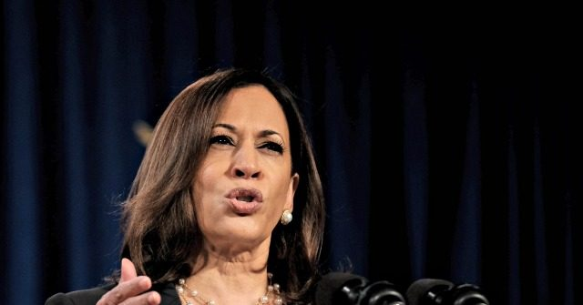 Kamala Harris: 'Outdated' to View More Police as Only Way to Make Communities Safer