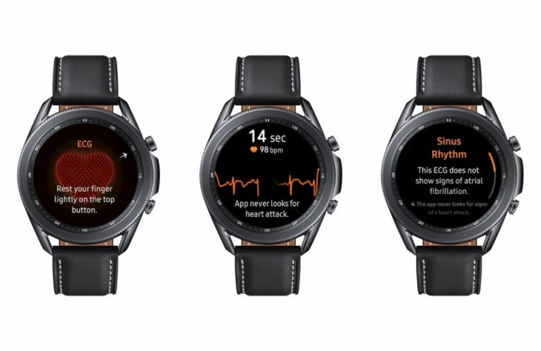Samsung's newest watches can now take ECG readings in the US