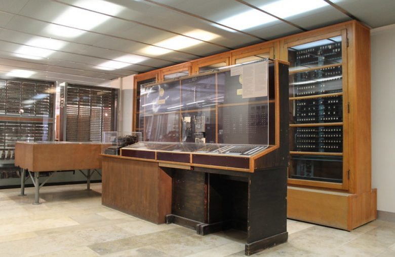 Researchers found the manual for the world's oldest surviving computer