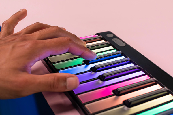 Roli's light-up learning keyboard goes up for pre-order at $299