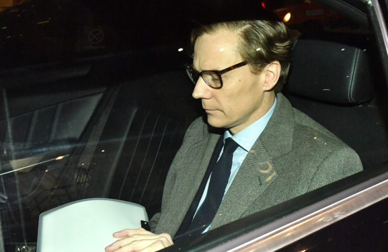 Ousted Cambridge Analytica CEO can't run another company for seven years