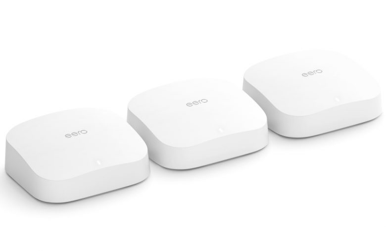 Amazon's new Eero mesh routers support WiFi 6