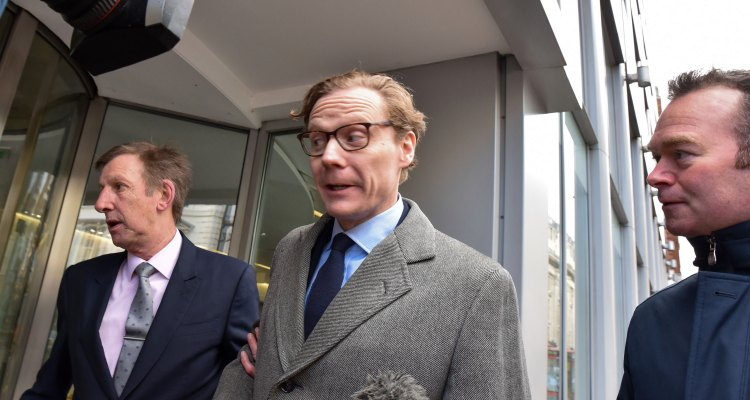 Cambridge Analytica's former boss gets 7-year ban on being a business director