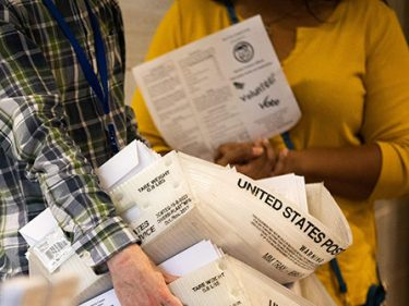 Virginia: 1,000+ Voters Receive Two Absentee Ballots