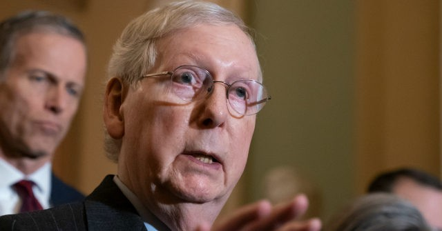 McConnell: 'Very Difficult to Predict' How Justices Will Vote When They're on SCOTUS