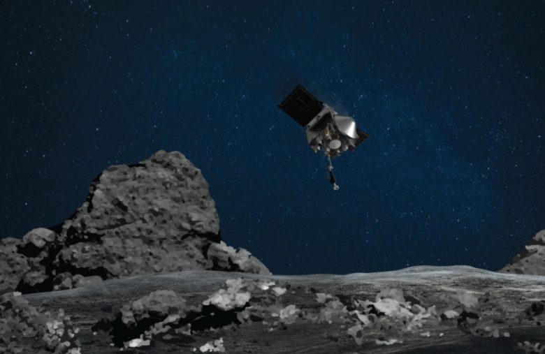 OSIRIS-REx will attempt its first asteroid sample collection next month
