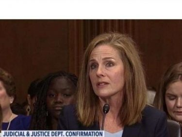 Dems Launch Smear Attacks on Amy Coney Barrett's Adopted Children