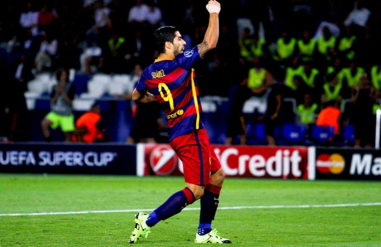 Luis Suarez Doesn't Deserve His Brutal Barcelona Departure