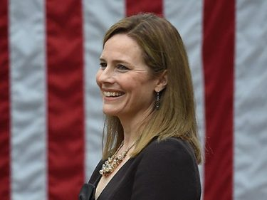 Poll: Plurality of Voters Want Amy Coney Barrett Confirmed to Supreme Court