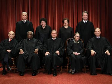 Poll: Majority of Voters Favor 'Keep Nine' Amendment for SCOTUS