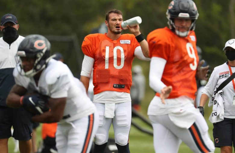 Nick Foles Over Mitchell Trubisky Is a No-Brainer for Chicago