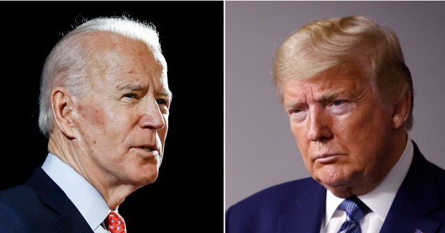 Poll: Donald Trump, Joe Biden Locked in a Dead Heat in Arizona