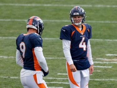 Forget Brett Rypien – the Denver Broncos Should Rotate QBs