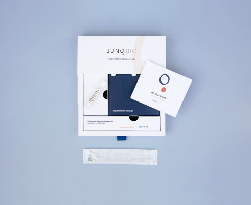 Juno Bio launches a vaginal microbiome test kit — targeting the women's health data gap