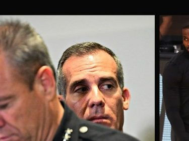 'Rank and File Are Pissed': LAPD Cops Dismayed After Chief, Mayor Promote Anti-police Lakers
