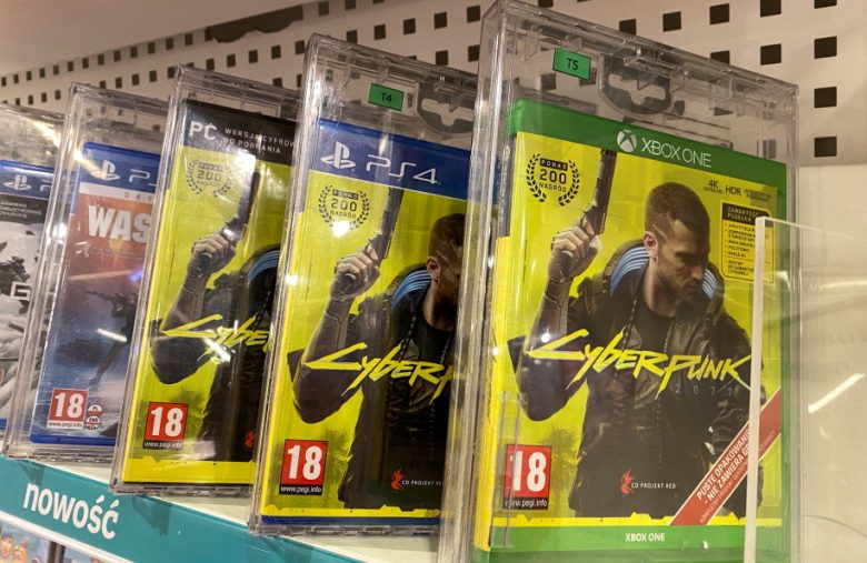 'Cyberpunk 2077' gets another patch to address HDR and V's 'modesty'