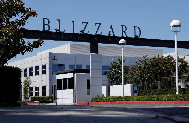Activision Blizzard employees will walk out on Wednesday after harassment lawsuit